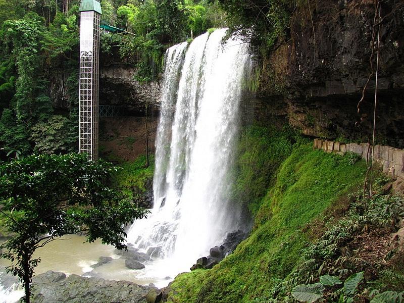 Khu du lịch thác Dambri - Điểm du lịch Đà Lạt hấp dẫn.