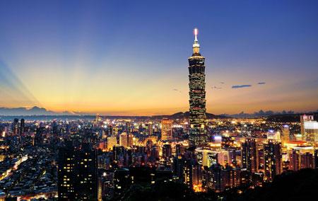 Tháp Taipei 101- được nhận Giải Emporis
