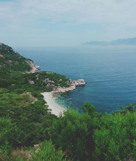 Đảo Bình Ba - Vựa tôm hùm của Nha Trang.