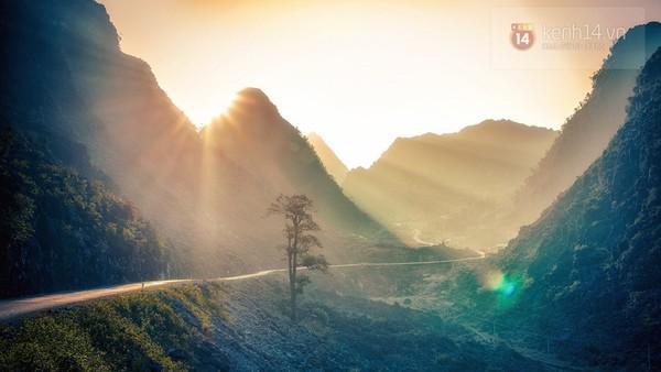 Những khung cảnh đẹp như tranh trên đường phượt cung Tây Bắc