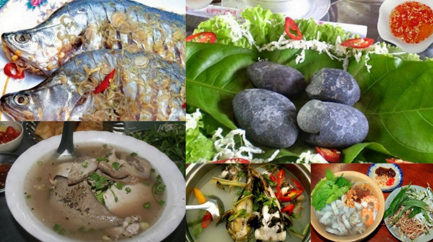 Những món ngon đặc sản ở hậu Giang