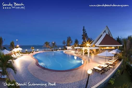Sandy Beach Non Nước Resort Danang