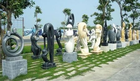Làng đá mỹ nghệ non nước ở Đà Nẵng
