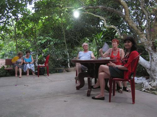 Ở homestay và cảm nhận cuộc sống như 1 người dân bản địa ở An Giang