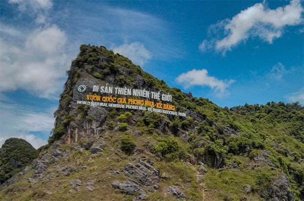 Điểm du lịch Đồng Hới hấp dẫn: Vườn quốc gia Phong Nha - Kẻ Bàng, di sản thiên nhiên thế giới.