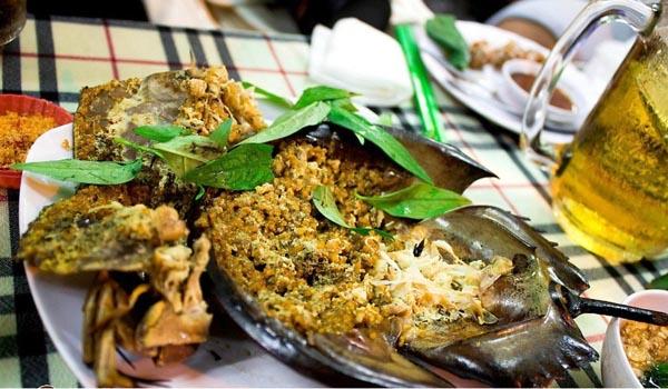 Sành ăn gỏi sam Sầm Sơn