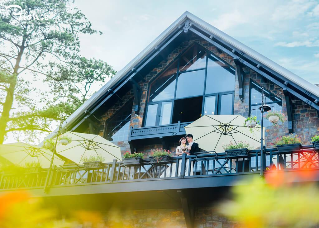 Các quán cà phê cực đẹp ở Tam Đảo