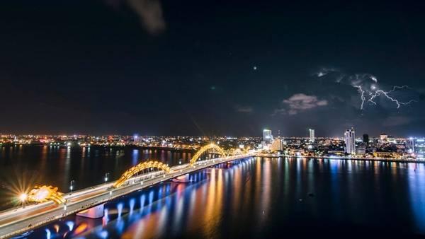 Cầu Rồng, Đà Nẵng.