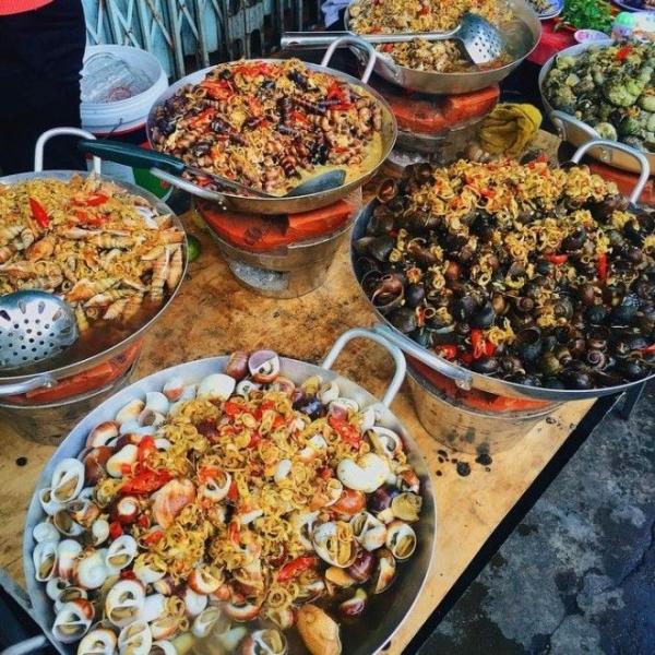 Ốc chảo Nha Trang