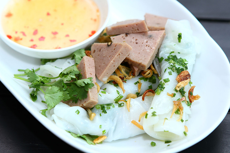 Bánh ướt Nha Trang