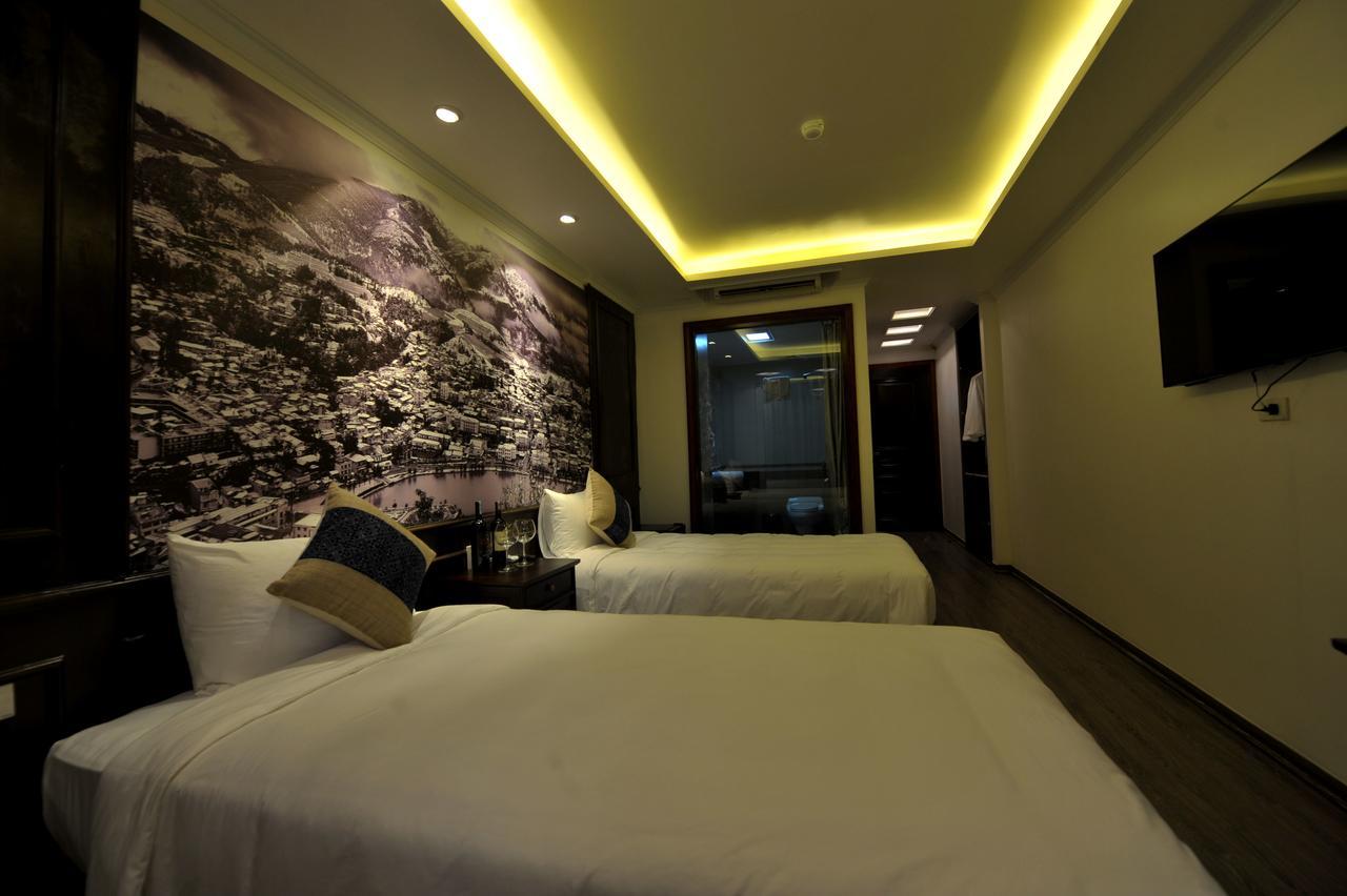 Delta Sapa Hotel.