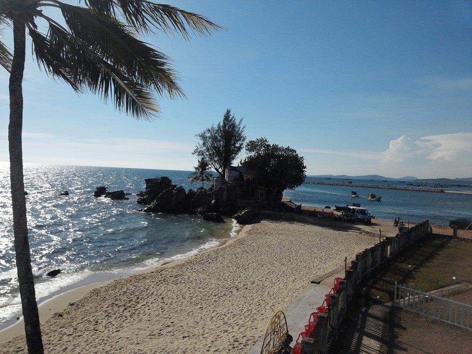 Bãi biển Dinh Cậu - Phú Quốc