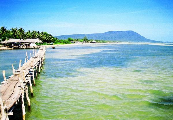 Bãi biển Hàm Ninh - Phú Quốc