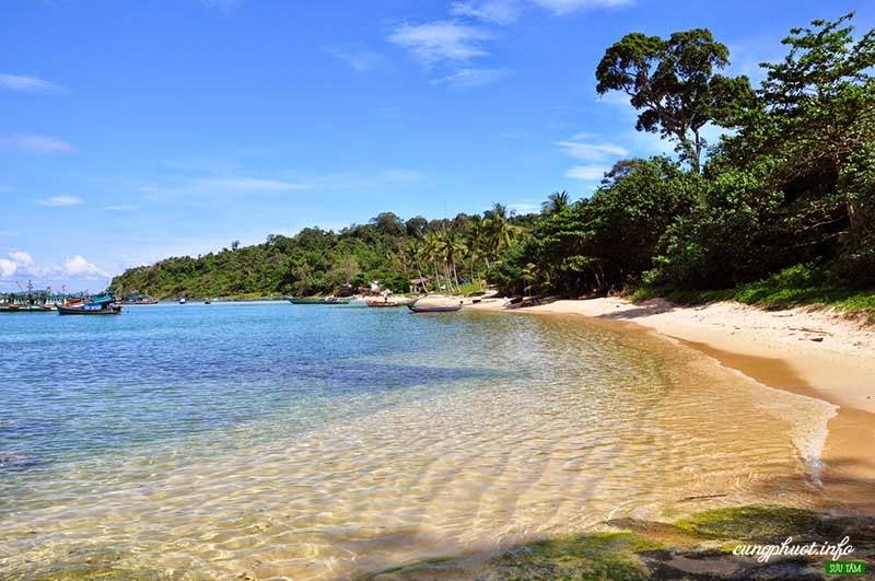 Bãi Gành Dầu - Phú Quốc