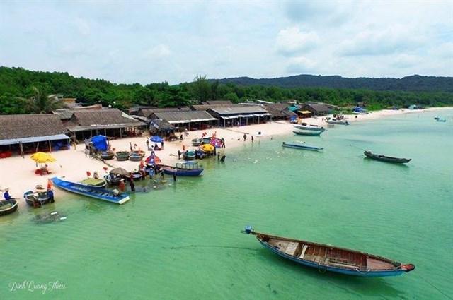 Bãi Khem - Phú Quốc