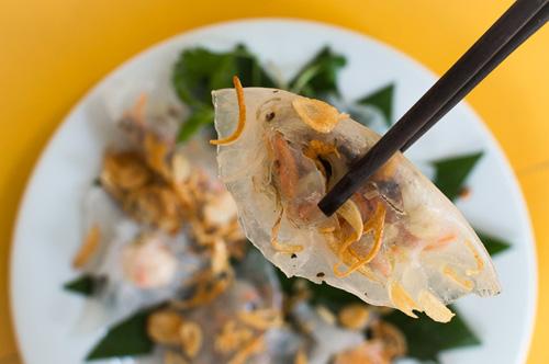 Bánh bao, bánh vạc Hoa Hồng Trắng -  533 Hai Bà Trưng.
