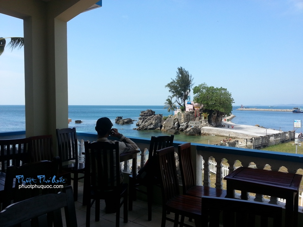 Cafe Phố Biển - Phú Quốc