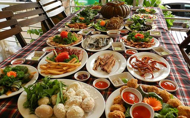 Trung Gia Seafood.