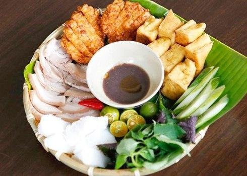 Thưởng thức Trứng cá chuồn rán – món ăn dân dã ở Cù Lao Xanh
