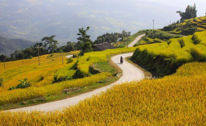 Vẻ tuyệt đẹp của Xín Mần - Hà Giang