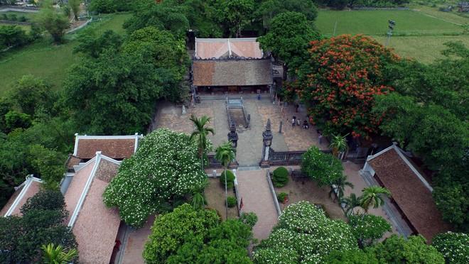 Nét đẹp cổ kính ngôi đền Vua Đinh ở cố đô Hoa Lư