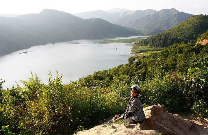Khung cảnh Yên bình ở bản Mường Mít - Lai Châu