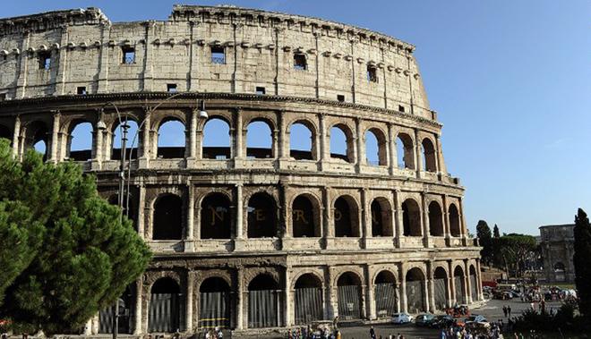 """Được mệnh danh là """"thành phố vĩnh cửu của Italy"""", Rome luôn là một trong những thành phố hấp dẫn du khách nhất thế giới. Năm 2013, thành phố này đứng thứ sáu trong danh sách."""