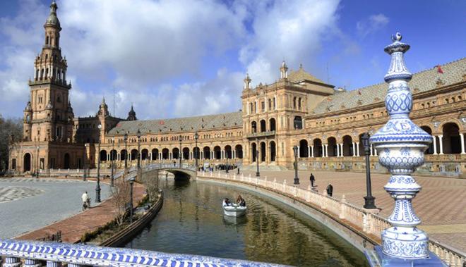 Thủ phủ của Andalucia - Seville xuất sắc khi vào top 7 của năm nay. Năm ngoái thành phố không nằm trong top 10 bình chọn.