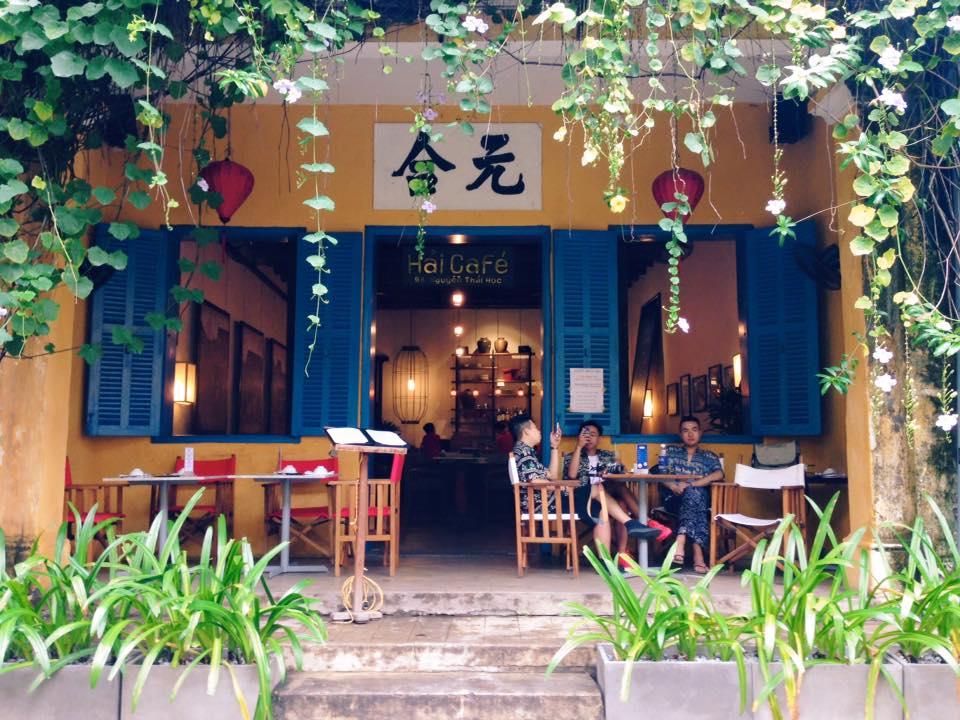 Hải cafe – 111 Trần Phú.