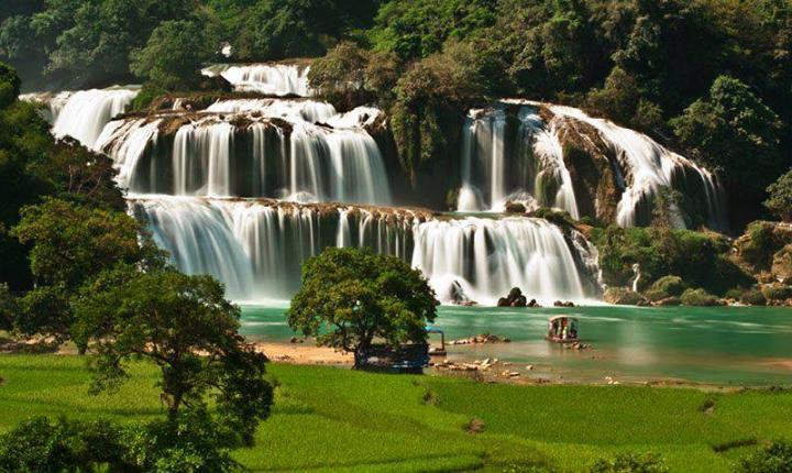 7 địa điểm du lịch bụi lý tưởng miền Trung và miền Nam - Đi du lịch Việt Nam phần 4