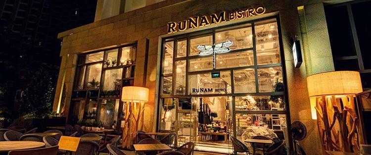 Runam Bistro Café Nha Trang thu hút ngay từ vẻ ngoài