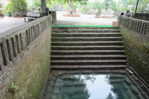 Đến Bắc Ninh nghe chuyện lạ về giếng Ngọc làng Diềm
