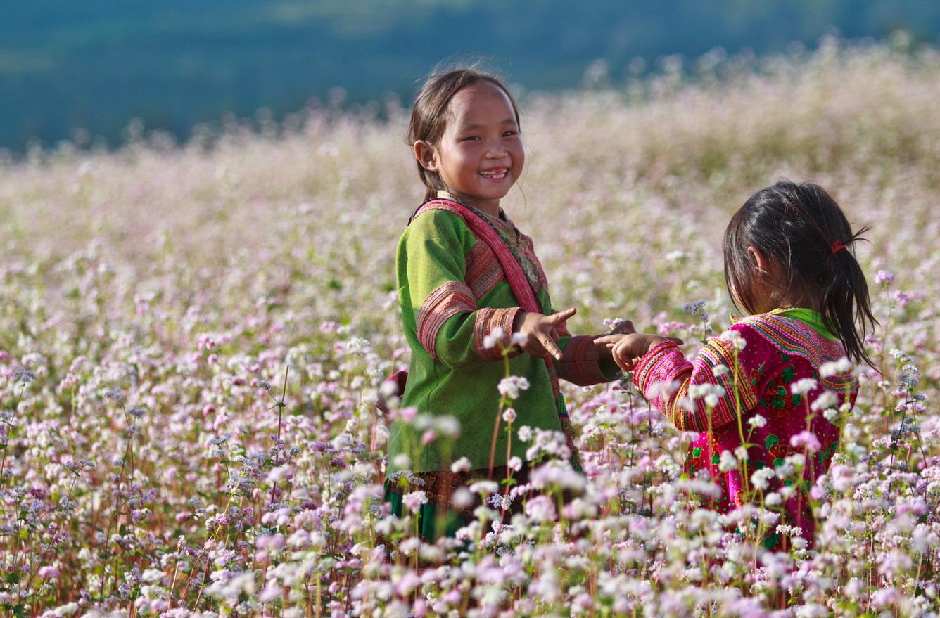 Tận hưởng vẻ đẹp tuyệt vời của Hà Giang