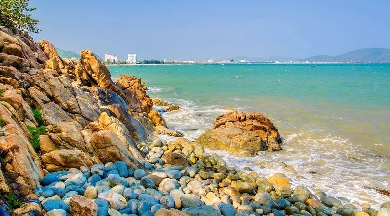 Gềnh Ráng tiên sa - Điểm du lịch hấp dẫn ở Quy Nhơn.