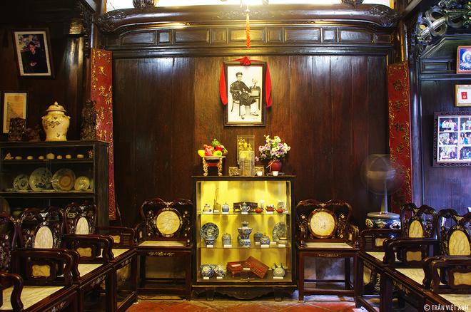 Nhà cổ Tấn Ký, ngôi nhà cổ đẹp nhất Hội An.