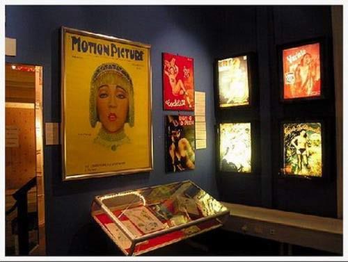 Một trong những điều đặc biệt là có đến 50% lượng khách thăm bảo tàng là nữ.