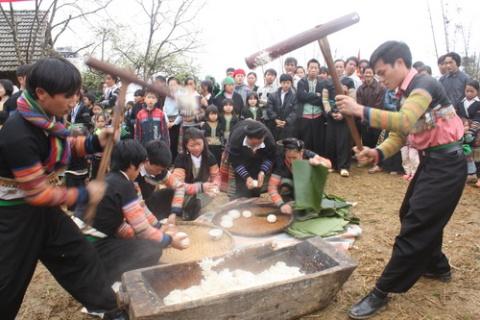 Ăn Tết với người dân tộc sẽ mang tới cho du khách những trải nghiệm mới lạ