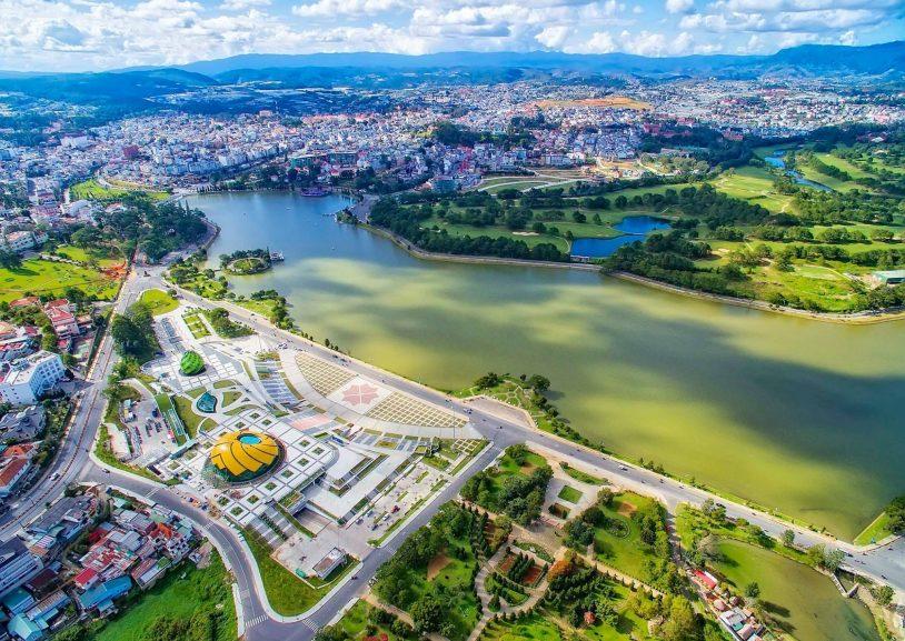 Hồ Xuân Hương - Điểm du lịch Đà Lạt hấp dẫn