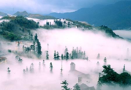 Hình ảnh Những điểm du lịch hút khách mùa đông ở VN số 5