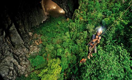 Những điều thú vị ở hang Sơn Đoòng
