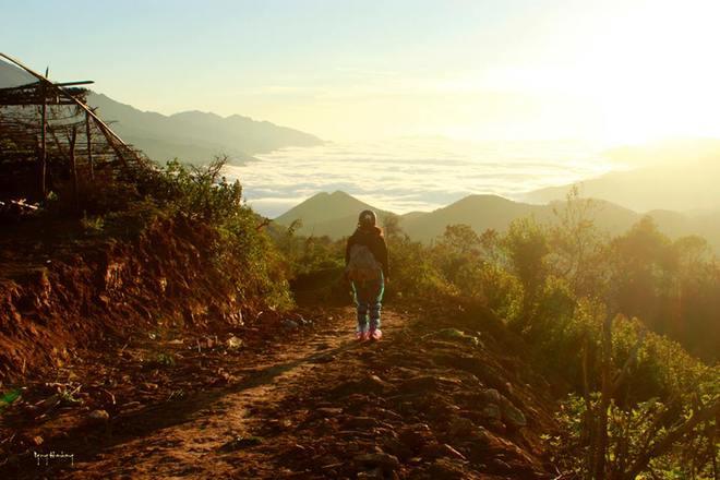 Đỉnh cao nhất là 2.865 m, xếp thứ 10 trong số những ngọn núi cao nhất Việt Nam. Tà Xùa là thử thách không dễ vượt qua dành cho bất kỳ ai muốn chinh phục.
