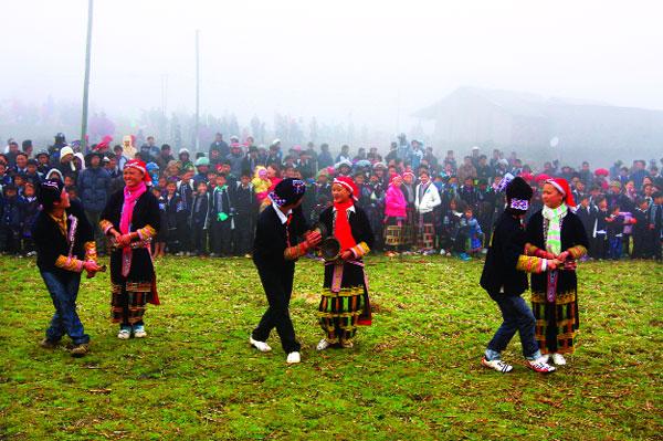 Tết nhảy festival