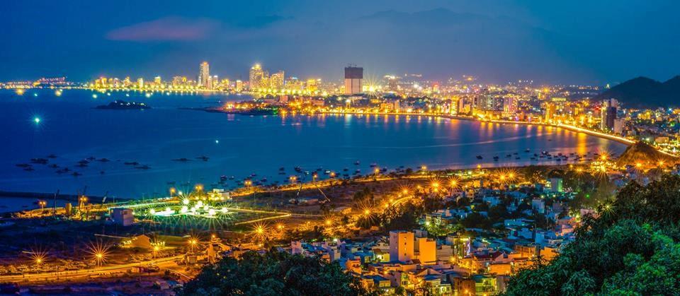 Thành phố biển Nha Trang.