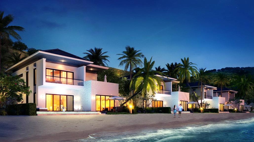 Nhà nghỉ, khách sạn ở Nha Trang.