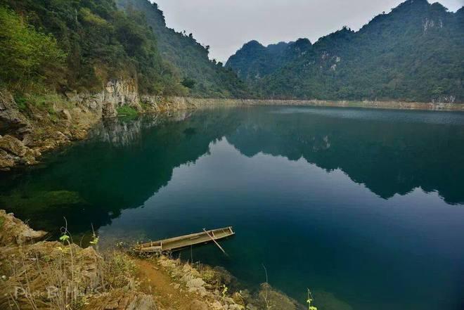 Thung Nai, lựa chọn lãng mạn cho du ngoạn gần Hà Nội