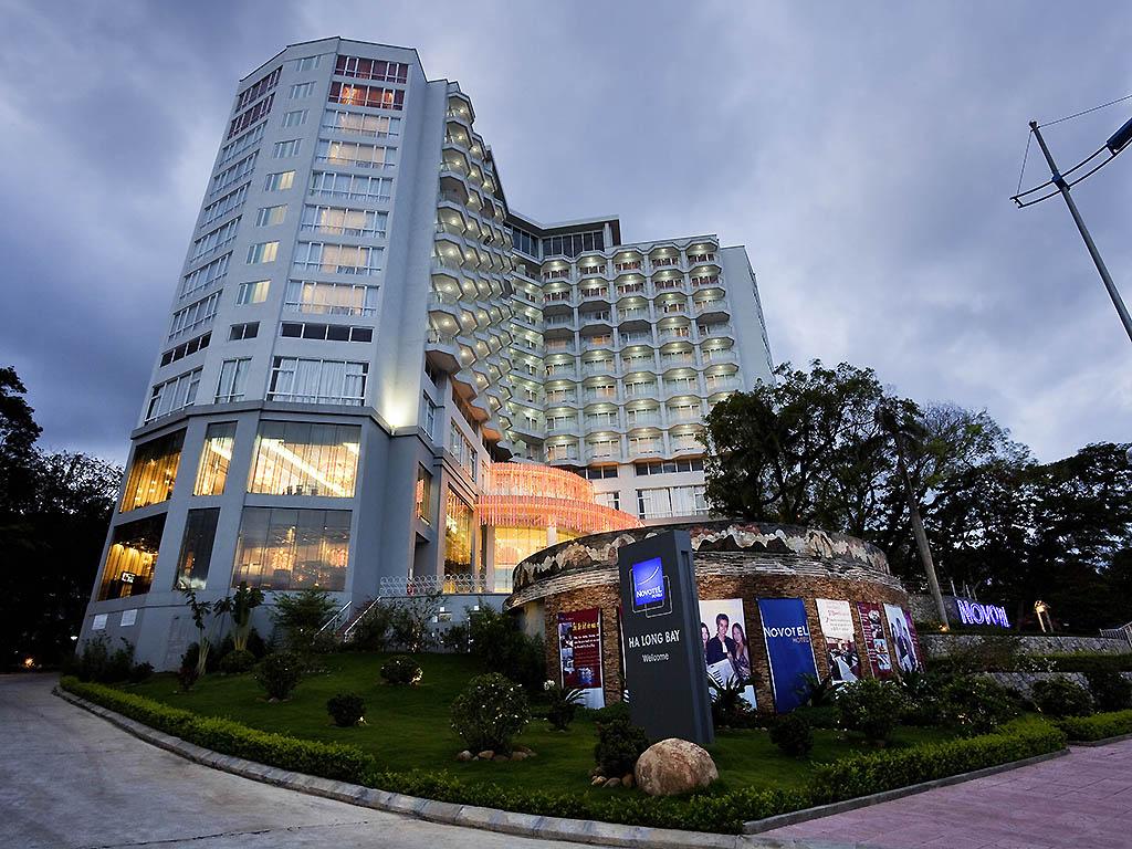 Novotel Ha Long Bay Hotel.