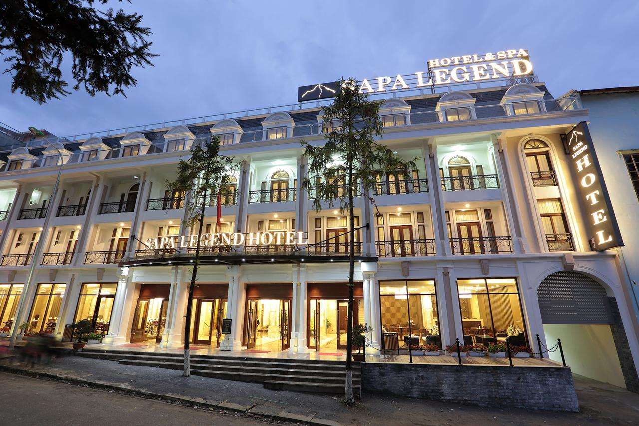 Sapa Legend Hotel & Spa.