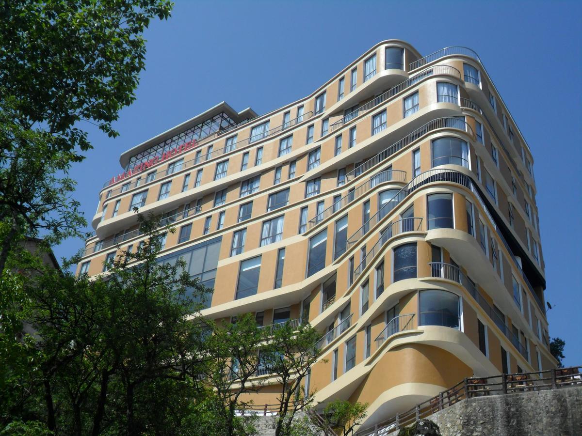 Amazing Hotel Sapa.