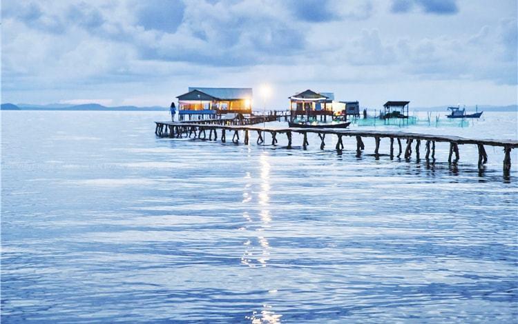 Bãi Rạch Vẹm - Phú Quốc