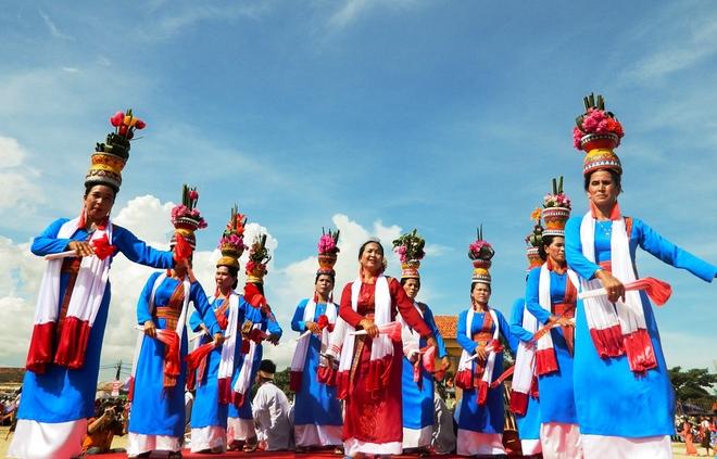 Tưng bừng lễ hội Kate của người Chăm Ninh Thuận
